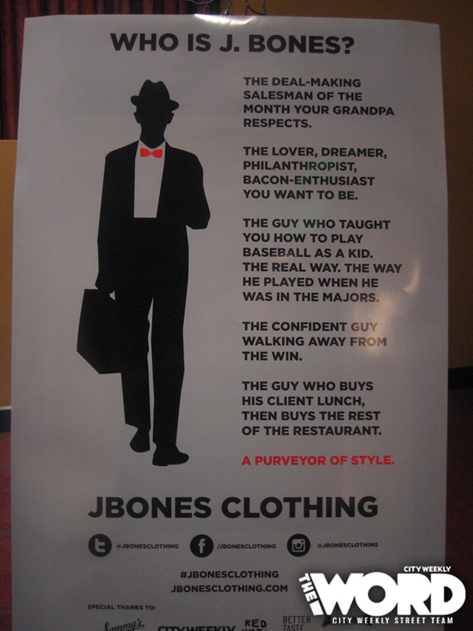 JBones Clothing Launch Party (7.12.13)