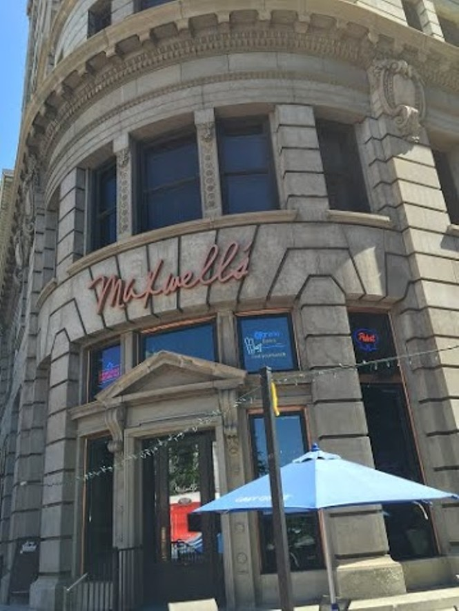 Maxwell S East Coast Eatery Slc Downtown Italian All Ages Dance Club Restaurants
