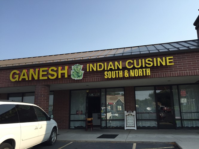 Ganesh indian cuisine midvale indian pakistani for Indian city restaurant
