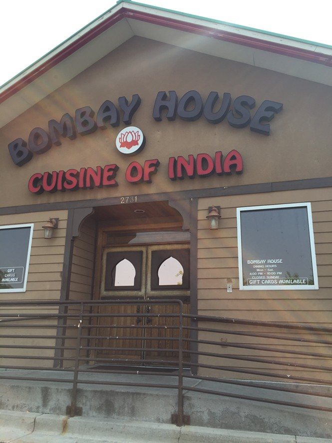 Bombay House | SLC University / Emigration Canyon | Indian/Pakistani,  Restaurants | Restaurants