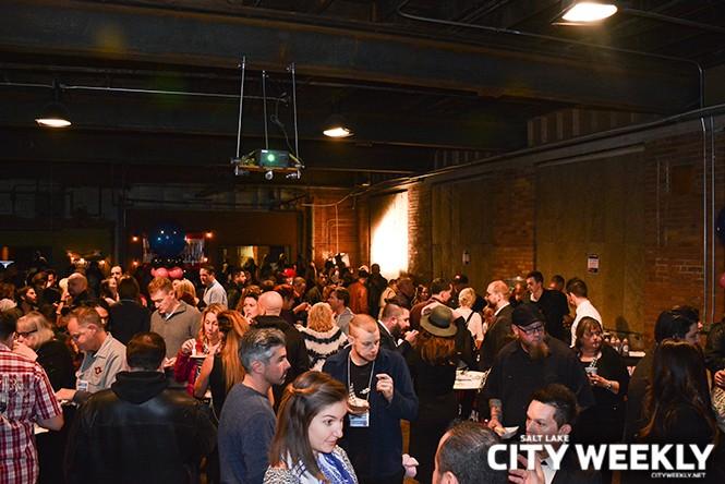 City Weekly's Best of Utah Party 11.12