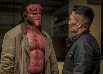 Movie Reviews: Hellboy, Little, Mary Magdalene, Missing Link