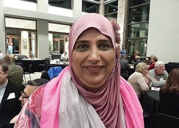 Q&A with Noor Ul-Hasan