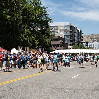 2015 Utah Beer Festival: Dom Darling