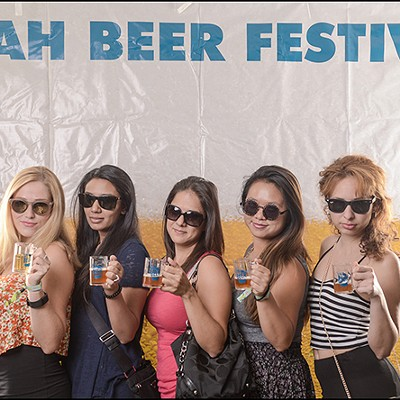 Utah Beer Festival Photo Booth 8.27.16