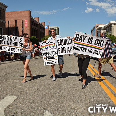 Pride Parade June 4, 2017