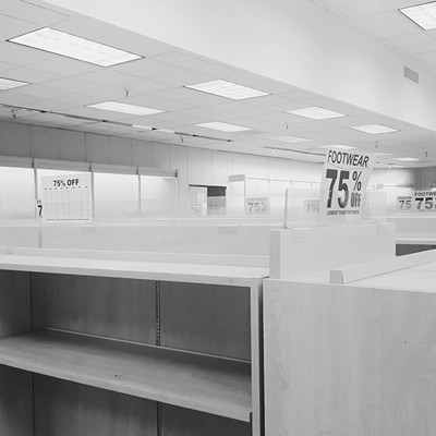 Sears Last Day of Business