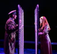 """Theater review: """"A Wall Apart"""""""