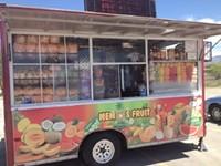 Mem's Fruit Truck