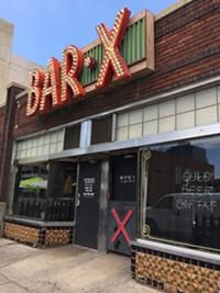 Bar X in Salt Lake City
