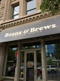 Beans and Brews Coffeehouse in Salt Lake City