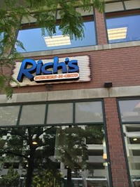 Rich's Burger 'N Grub Restaurant in Salt Lake City