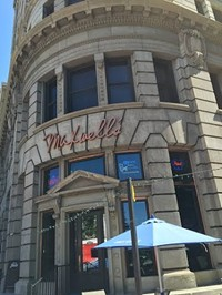 Maxwell's Restaurant and Bar in downtown Salt Lake City