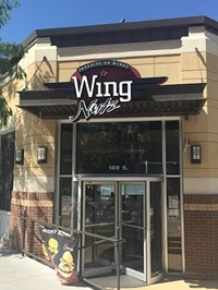 Wing Nutz Restaurant in Salt Lake City