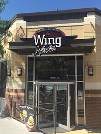 Wing Nutz Restaurant in Salt Lake City