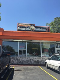 Chunga's Mexican Food Restaurant in Salt Lake City
