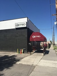 The Metro Bar in Salt Lake City