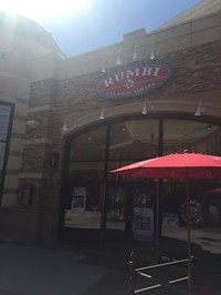 Rumbi Island Grill Restaurant in Salt Lake City