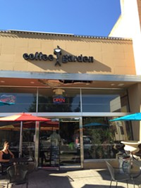 Coffee Garden Cafe and Bistro in Salt Lake City