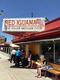 Red Iguana Restaurant in Salt Lake City