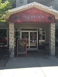 Mestizo Coffeehouse in Salt Lake City