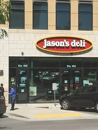 Jason's Deli Restaurant in Salt Lake City