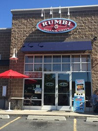 Rumbi Island Grill in Salt Lake City