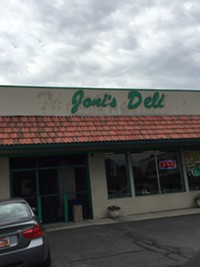 Joni's Deli & Grill in Salt Lake City