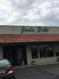 Joni's Deli & Grill in Salt Lake City