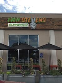 Even Stevens Restaurant in downtown Salt Lake City