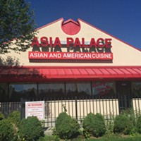 Asia Palace Restaurant in Salt Lake City