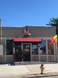 Bruges Waffles & Frites Restaurant in Salt Lake City