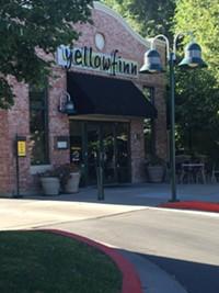 Yellowfinn restaurant in Salt Lake City