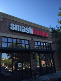 Smashburger Restaurant in Salt Lake City