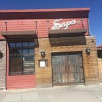 Sapa Sushi Bar & Grill in Salt Lake City