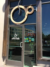 Caffe D'Bolla in downtown Salt Lake City