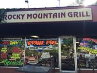 Rocky Mountain Grill restaurant in Salt Lake City