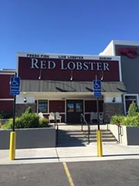 Red Lobster Restaurant in Salt Lake City