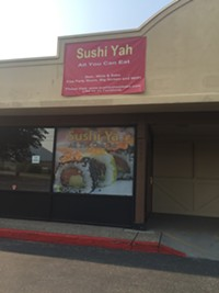 Sushi Yah restaurant in Salt Lake City