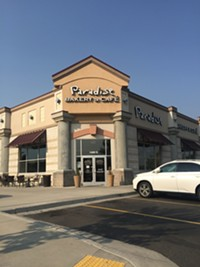 Paradise Bakery & Cafe in Midvale
