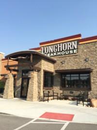 LongHorn Steakhouse Restaurant in Midvale