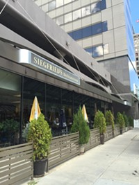 Siegfried's Restaurant in downtown Salt Lake City