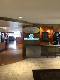 Trofi Restaurant in downtown Salt Lake City