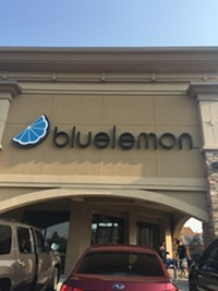 Blue Lemon Restaurant in Salt Lake City