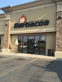 Barbacoa Restaurant in Salt Lake City