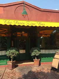 The Paris Restaurant in Salt Lake City