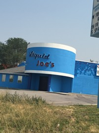 Liquid Joe's in Salt Lake City