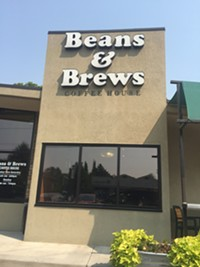 Beans & Brews Coffeehouse in Salt Lake City