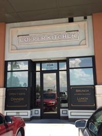 Copper Kitchen Restaurant in Salt Lake City
