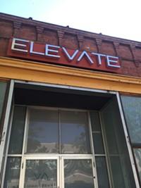 Club Elevate in downtown Salt Lake City